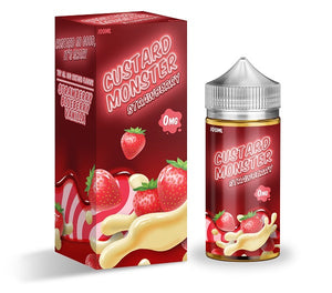 Custard Monster - Strawberry Custard
