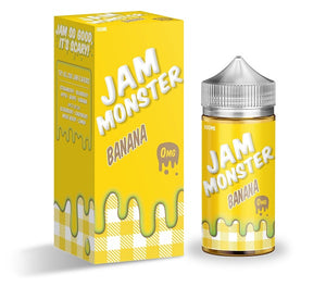 Jam Monster - Banana