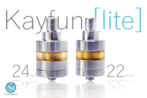 Kayfun Lite 22mm or 24mm