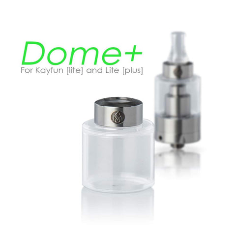 Kayfun Lite [plus 2021] Dome Tank [ice]
