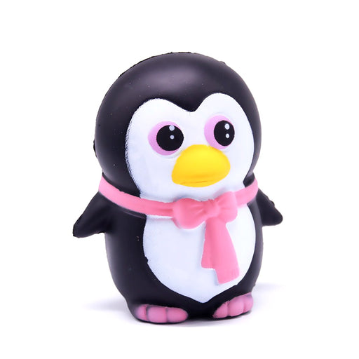 Squish-Eez single penguin Scented Slow Rising Squishy Toy