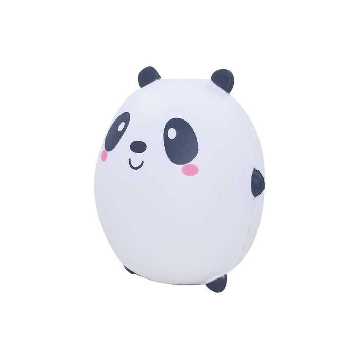 Squish-Eez single white panda MYK Characters Scented Slow Rising Squishy Toy