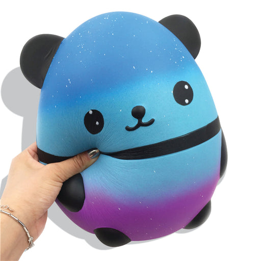 Squish-Eez Giants single Giant Galaxy Panda Scented Slow Rising Squishy Toy