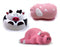 Squish-Eez Pack 3 Pack Barn Animals Scented Slow Rising Squishy Toy