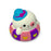 Squish-Eez single Baby Seal Scented Slow Rising Squishy Toy