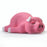 Squish-Eez single Sleeping Pig pk/wh Scented Slow Rising Squishy Toy