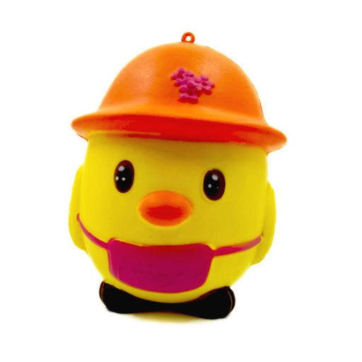 Squish-Eez Jumbo Characters single Jumbo Yellow Chick Scented Slow Rising Squishy Toy