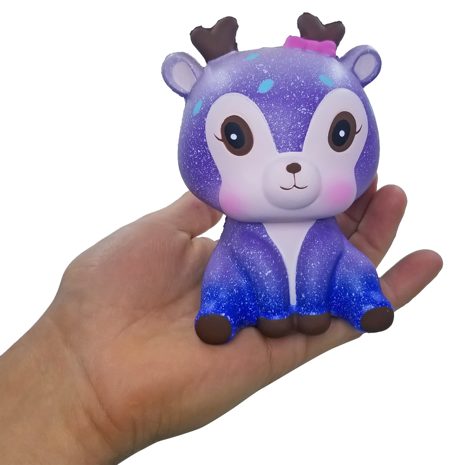 Squish-Eez single Galaxy Cloud Scented Slow Rising Squishy Toy