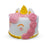 Squish-Eez single unicorn cake pink Scented Slow Rising Squishy Toy