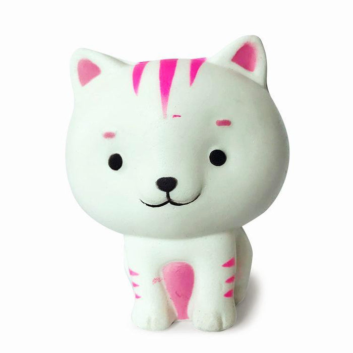 Squish-Eez single Kitty Scented Slow Rising Squishy Toy