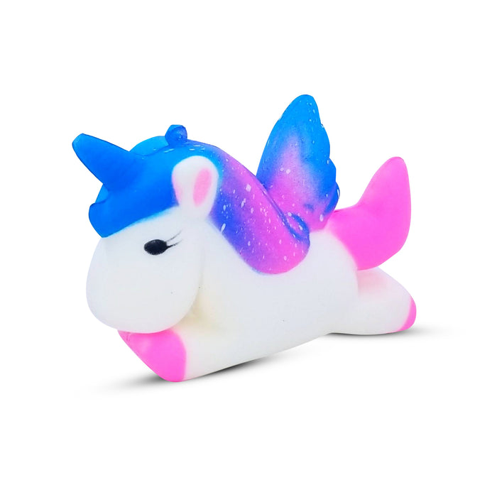 Squish-Eez Pack 8 pack Unicorns Scented Slow Rising Squishy Toy