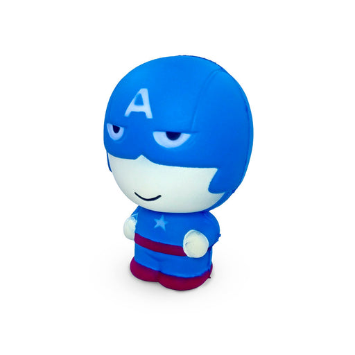 Squish-Eez single Superheros Captain America Scented Slow Rising Squishy Toy