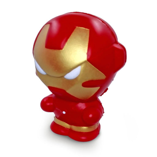 Squish-Eez single Superheros Iron Man Scented Slow Rising Squishy Toy