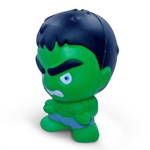 Squish-Eez single Superheros Hulk Scented Slow Rising Squishy Toy