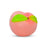 Squish-Eez single peach Scented Slow Rising Squishy Toy
