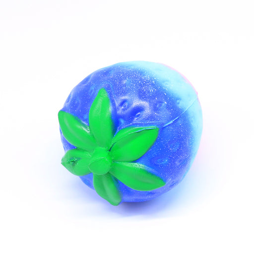 Squish-Eez single galaxy Strawberry Scented Slow Rising Squishy Toy