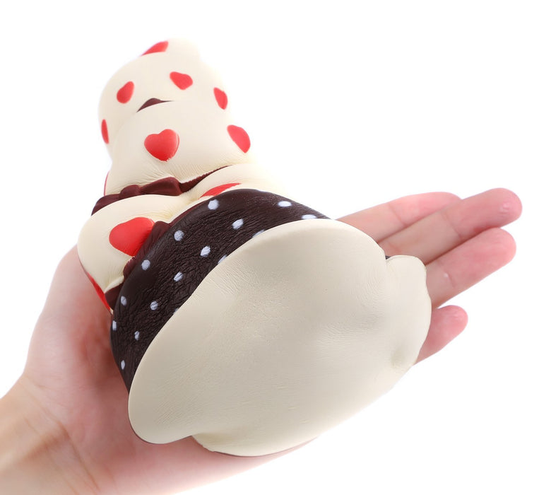 Squish-Eez single Tier Cake Scented Slow Rising Squishy Toy