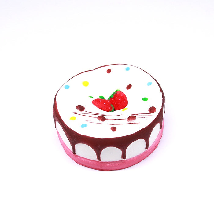 Squish-Eez single Mousse Cake  Scented Slow Rising Squishy Toy