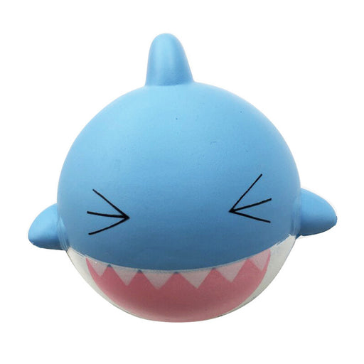 Squish-Eez single Shark Ball Scented Slow Rising Squishy Toy