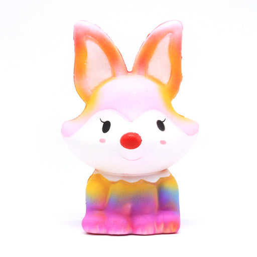 Squish-Eez single fox  Scented Slow Rising Squishy Toy