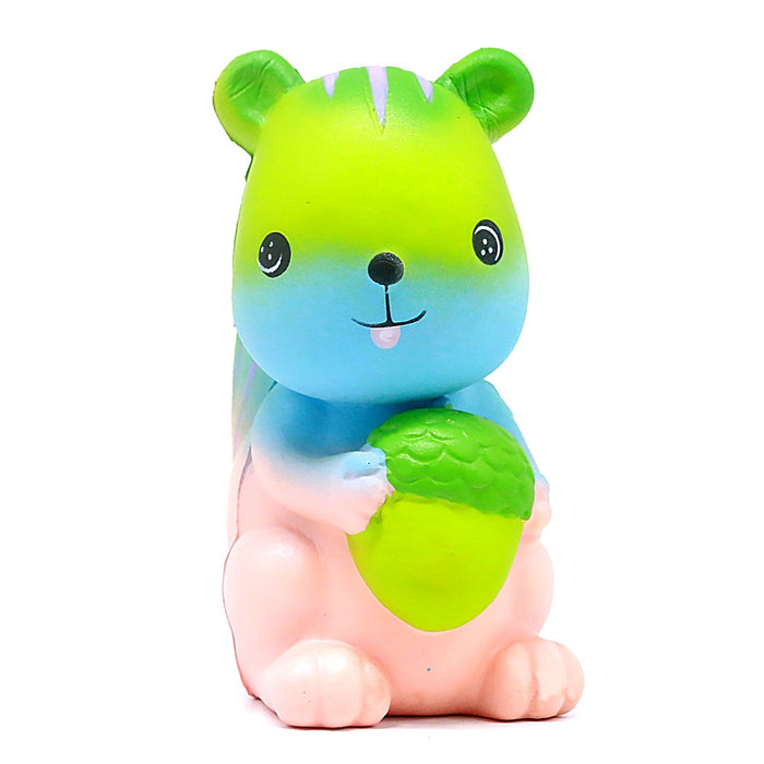 Squish-Eez single Squirrel Scented Slow Rising Squishy Toy