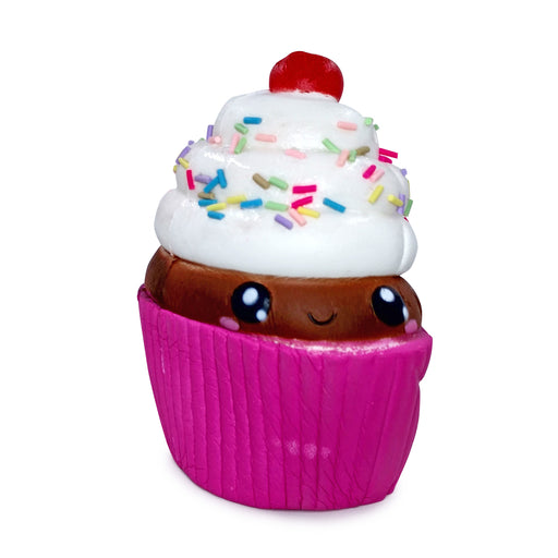 Squish-Eez Jumbo Characters single Cutie Cupcake Scented Slow Rising Squishy Toy