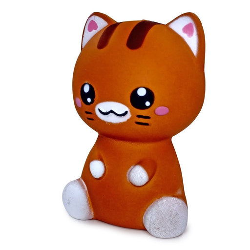 Squish-Eez Jumbo Characters single Mittens the Kitten Scented Slow Rising Squishy Toy