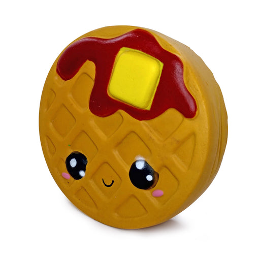 Squish-Eez Jumbo Characters single Wally Waffle Scented Slow Rising Squishy Toy