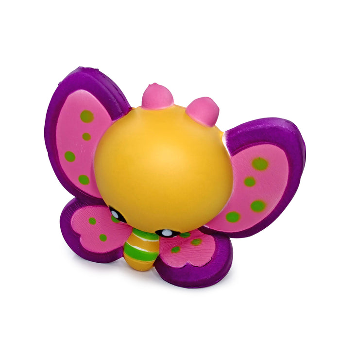 Squish-Eez Jumbo Characters single Brenda Butterfly Scented Slow Rising Squishy Toy