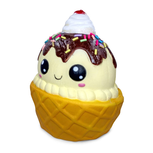 Squish-Eez Jumbo Characters single Samuel Sundae Scented Slow Rising Squishy Toy