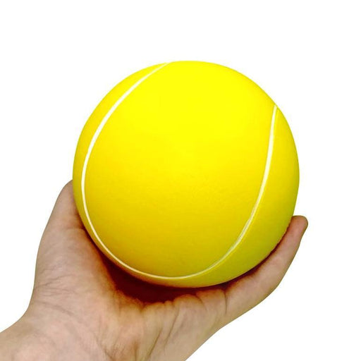 "Squish-Eez Jumbo Sports single  4"" Tennis Scented Slow Rising Squishy Toy"