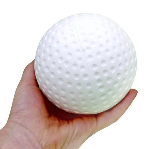 "Squish-Eez Jumbo Sports single  4"" Golf Scented Slow Rising Squishy Toy"