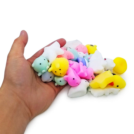 Squish-Eez Mochi pack Mochi 6 Pack Scented Slow Rising Squishy Toy