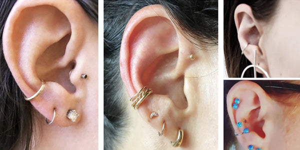 Auricle jewelry
