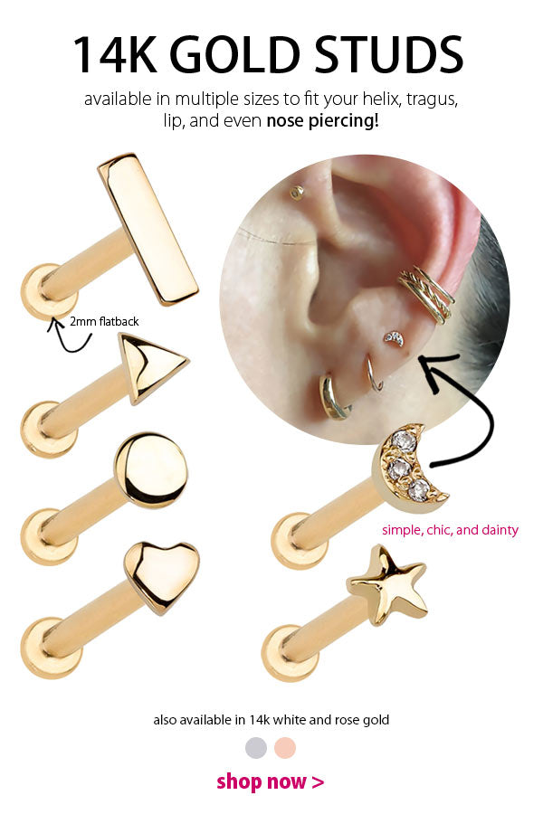 Shop for Cartilage Earrings