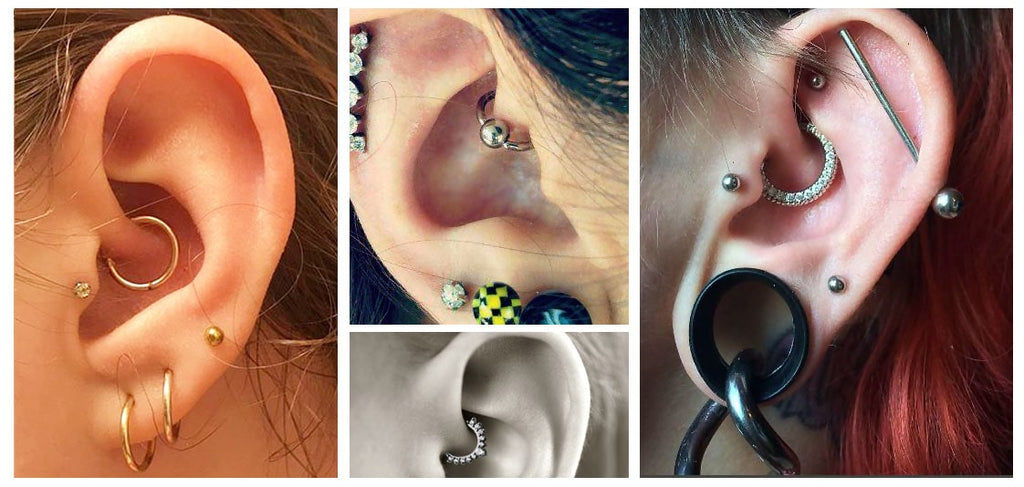 The Daith Piercing: Everything You Need to Know – FreshTrends