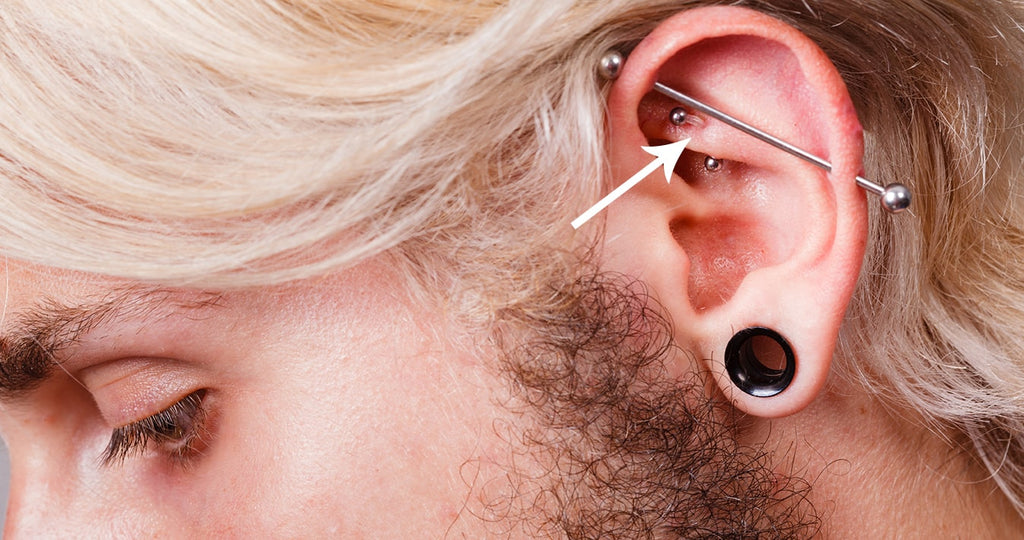 The Rook Piercing Everything You Need To Know Freshtrends