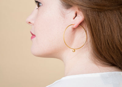 MARIONWILD: The Hoop Earring