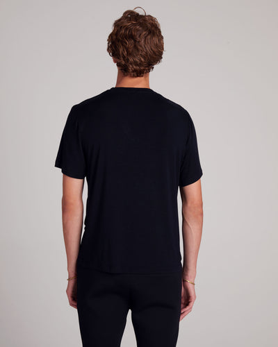 The Base Tee, Med Jrsy