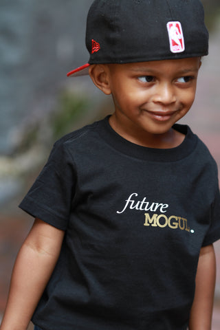 FUTURE MOGUL. (KIDS)