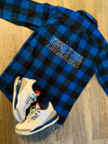 FEED YOUR DREAMS LUMBERJACK FLANNEL