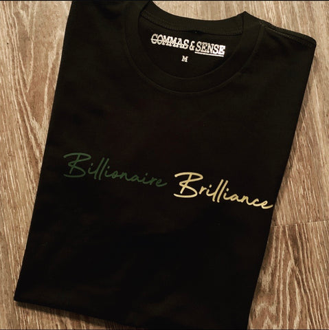 BILLIONAIRE BRILLIANCE