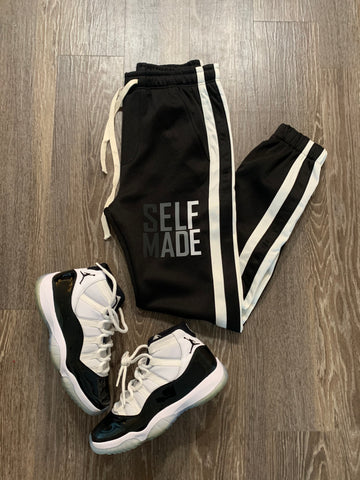 SELF MADE FADE TRACK PANTS