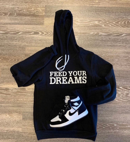 FEED YOUR DREAMS HOODIE