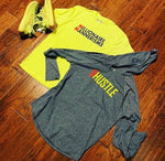 SIDE HUSTLE HOODIE (FROZEN YELLOW CUSTOM)