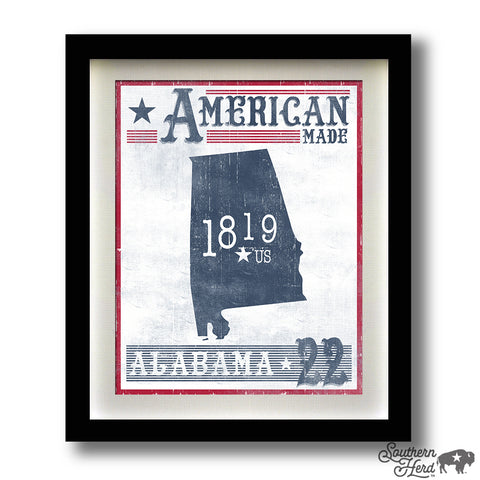 Alabama Annexation