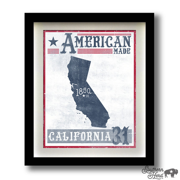 California Annexation