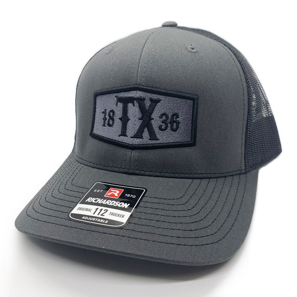 18TX36 patch cap
