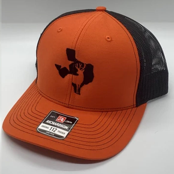 TEXAS BUCK HAT