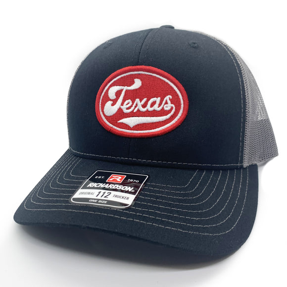 Texas Pearl patch cap
